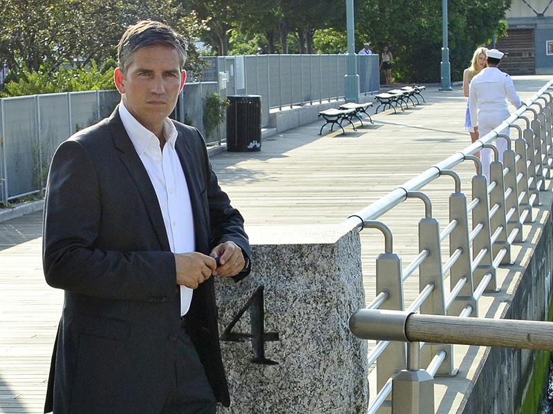 6. John Reese - Person Of Interest