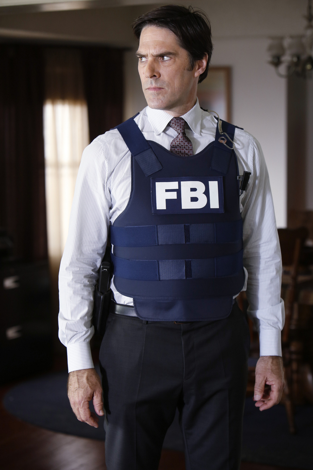 Aaron Hotchner's New Years Resolution
