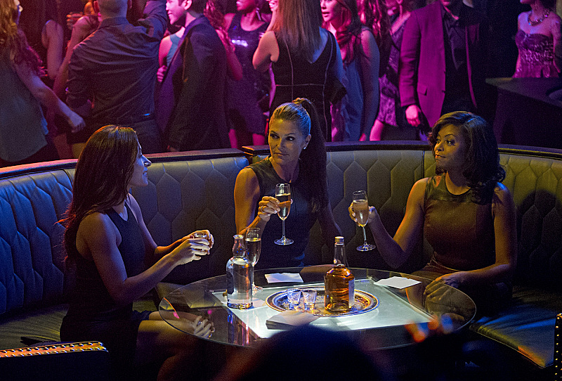 5. She can enjoy a ladies night out.
