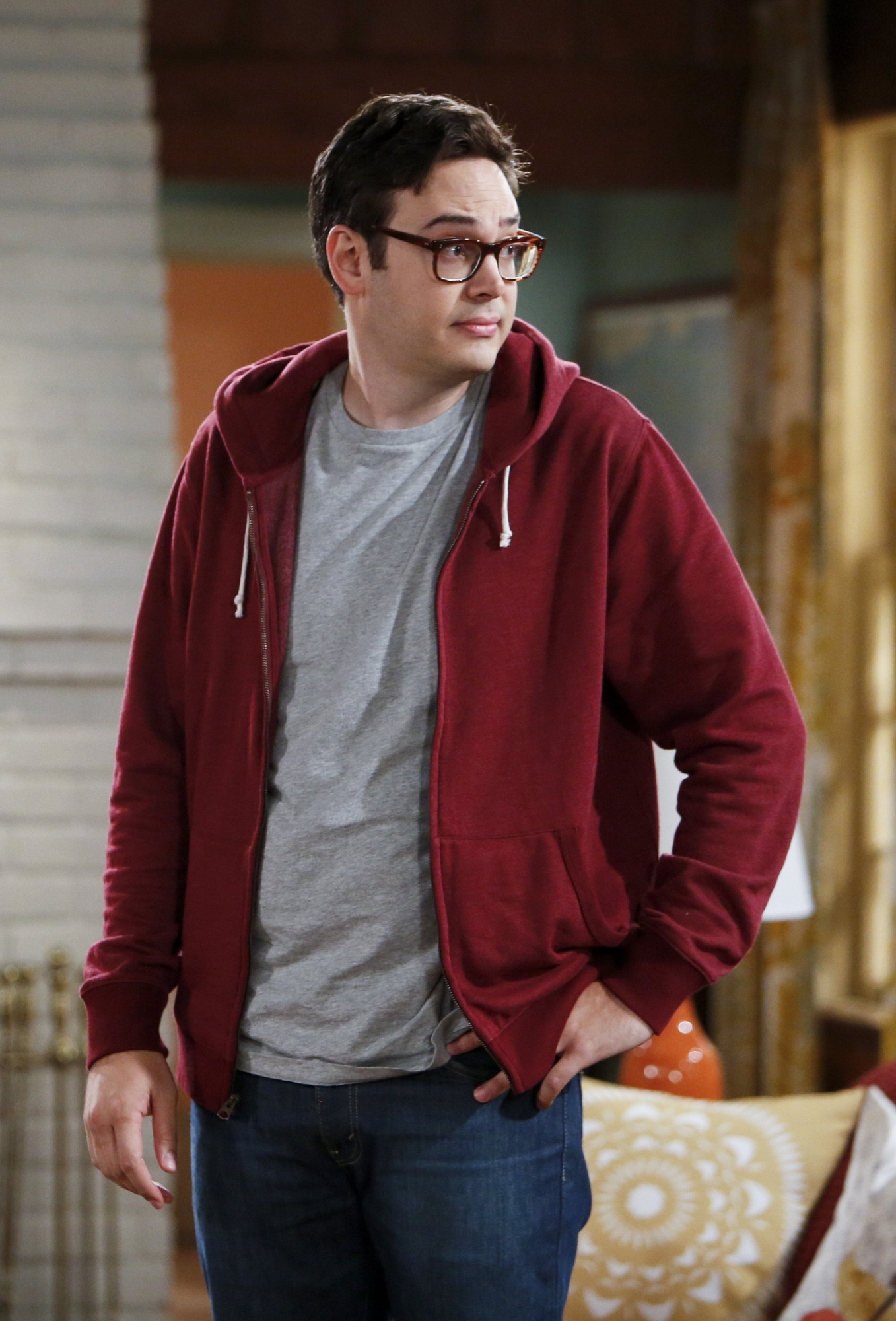 "Adam in ""The Phone Upgrade"" Episode 3 of Season 1"