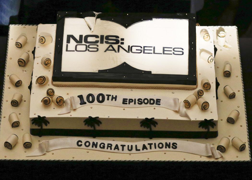Cake 100!