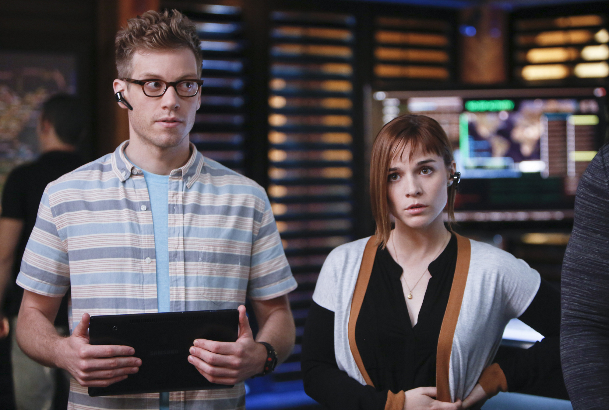 Eric and Nell, NCIS: Los Angeles