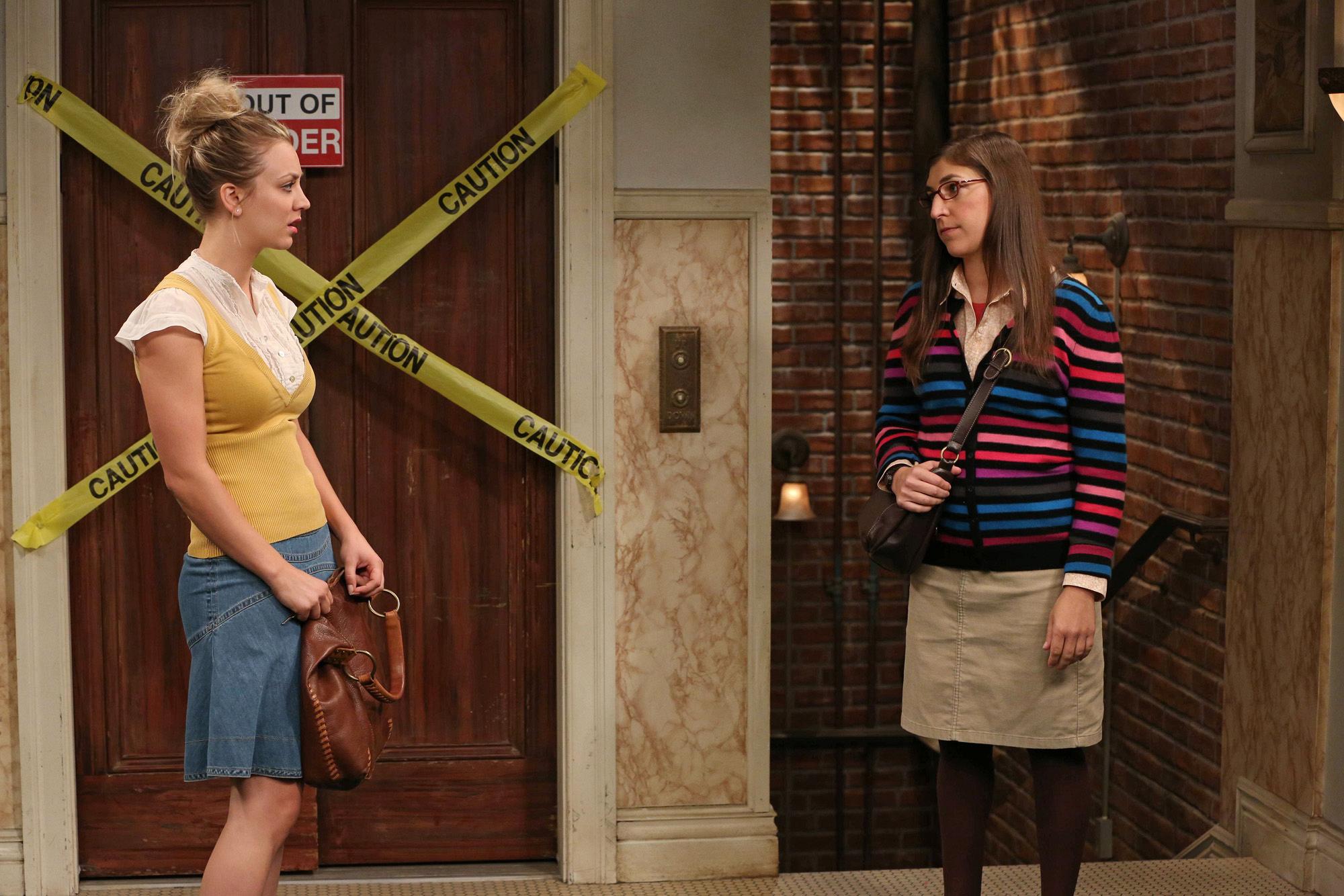 "Hallway Talk in ""The Deception Verification"" Episode 2 of Season 7"