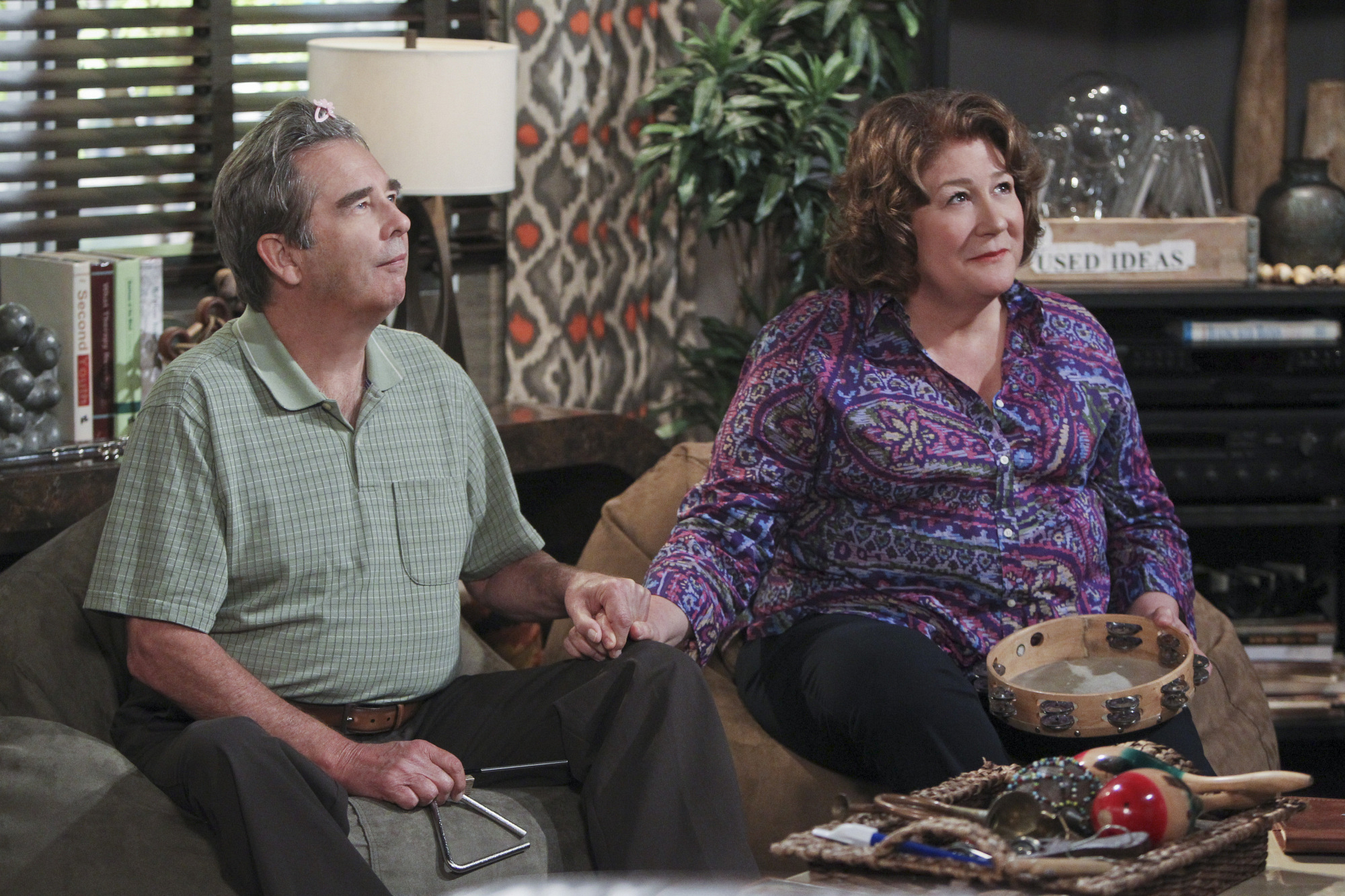 """Mending fences? in """"The Mother is In"""" Episode 4 of Season 1"""