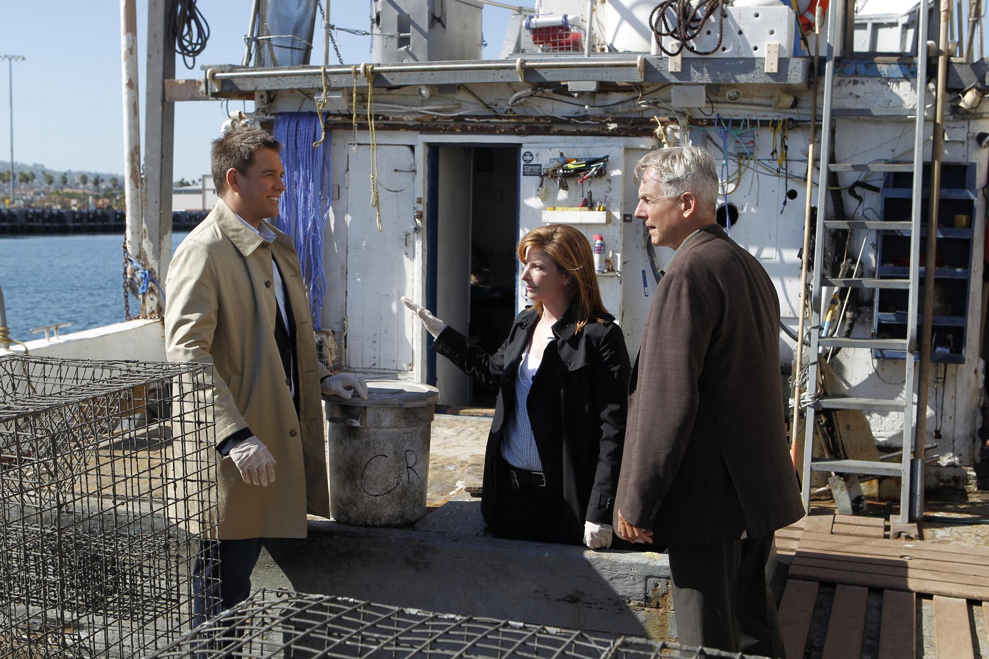 "Tag Team in ""Oil & Water"" Season 11 Episode 6"