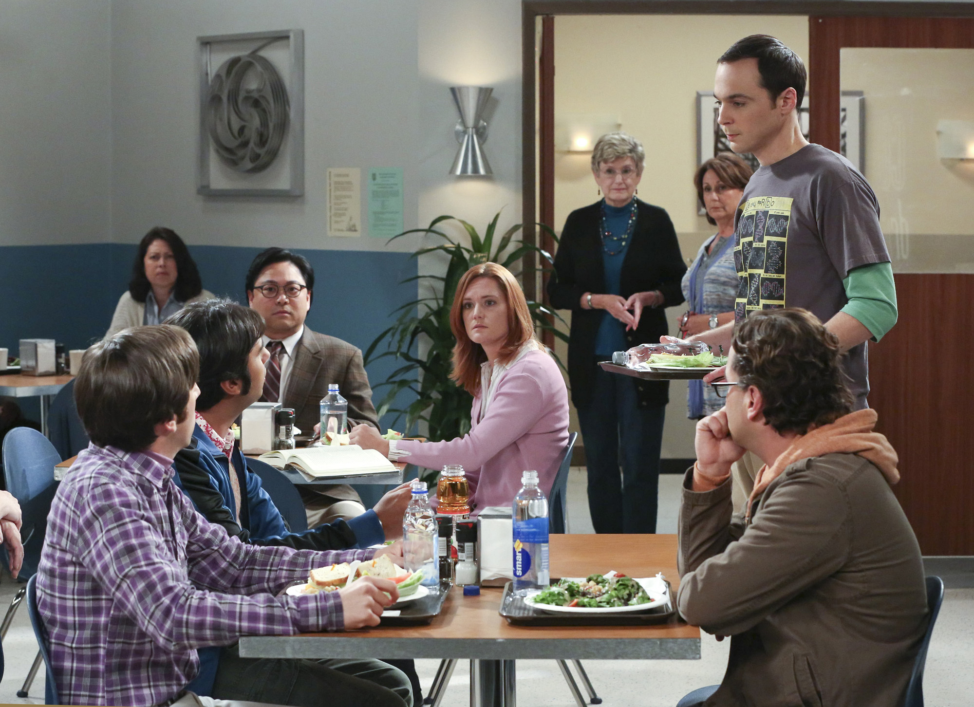 "Sheldon in ""The Romance Resonance"" Episode 6 of Season 7"