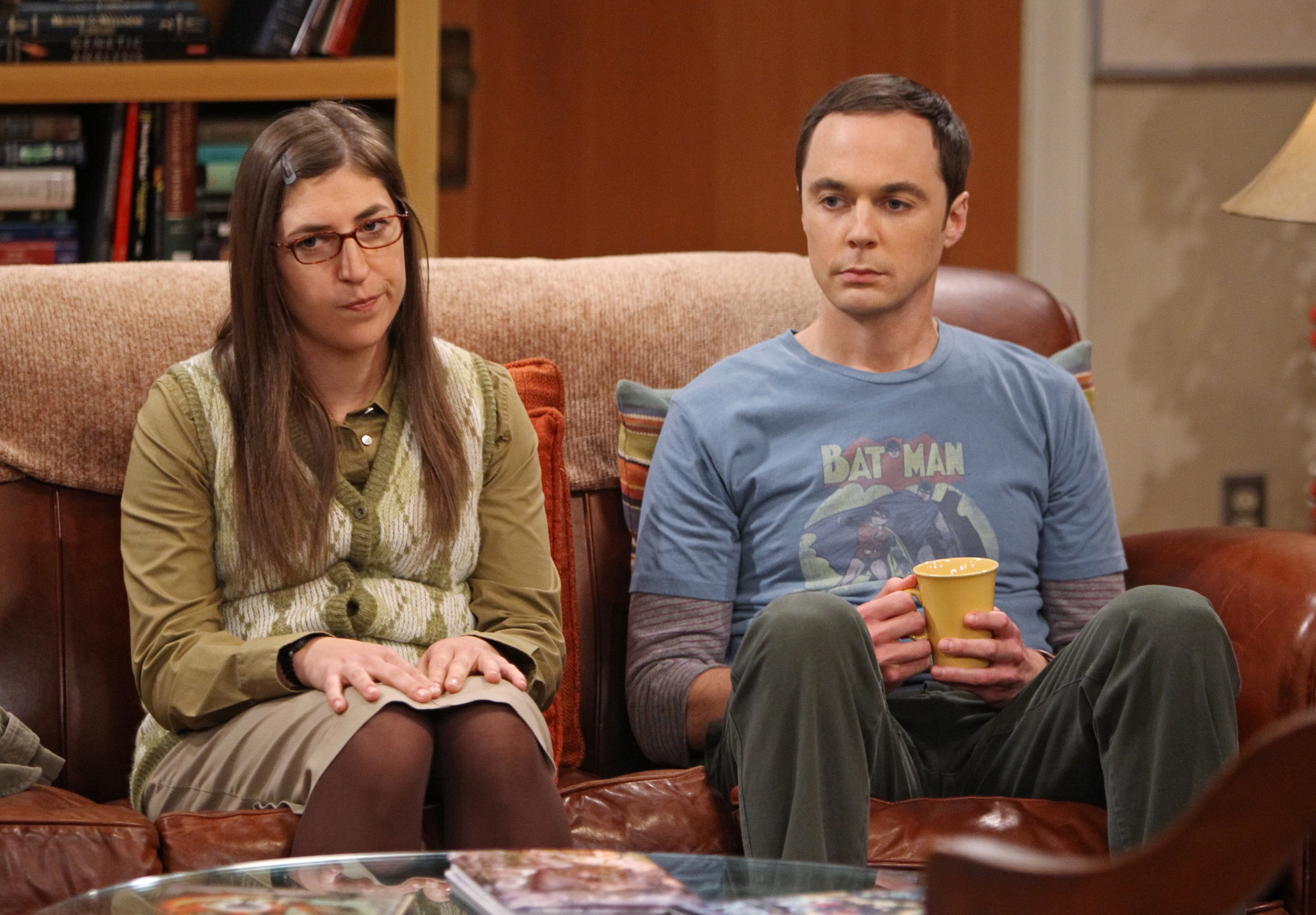 "Shamy in ""The Proton Displacement"" Episode 7 of Season 7"