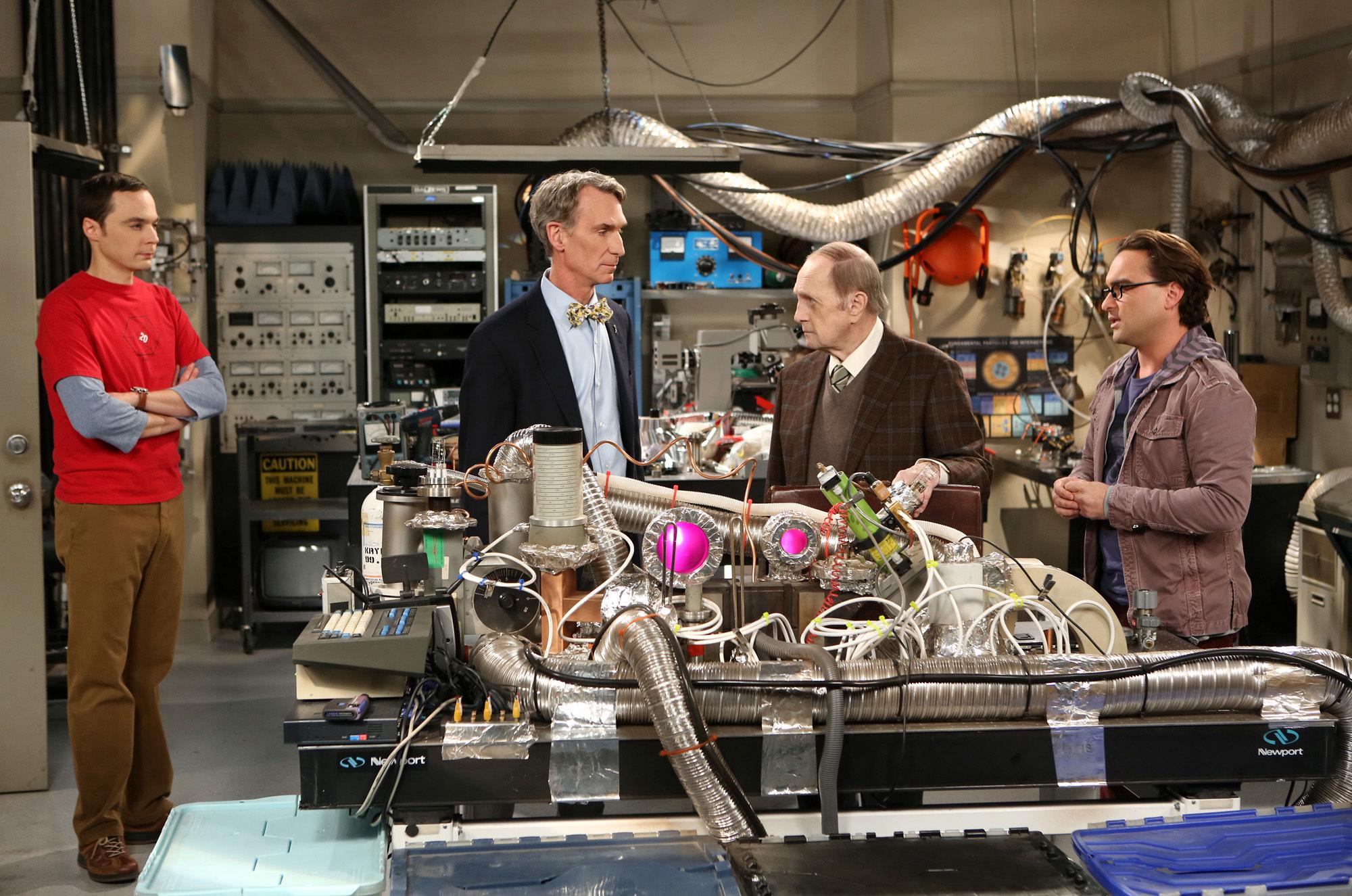 """'The Proton Displacement"""" - Season 7, Episode 7"""