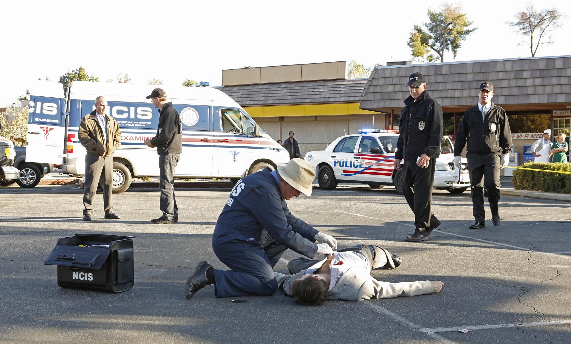 "Body Found in ""Gut Check"" Season 11 Episode 9"