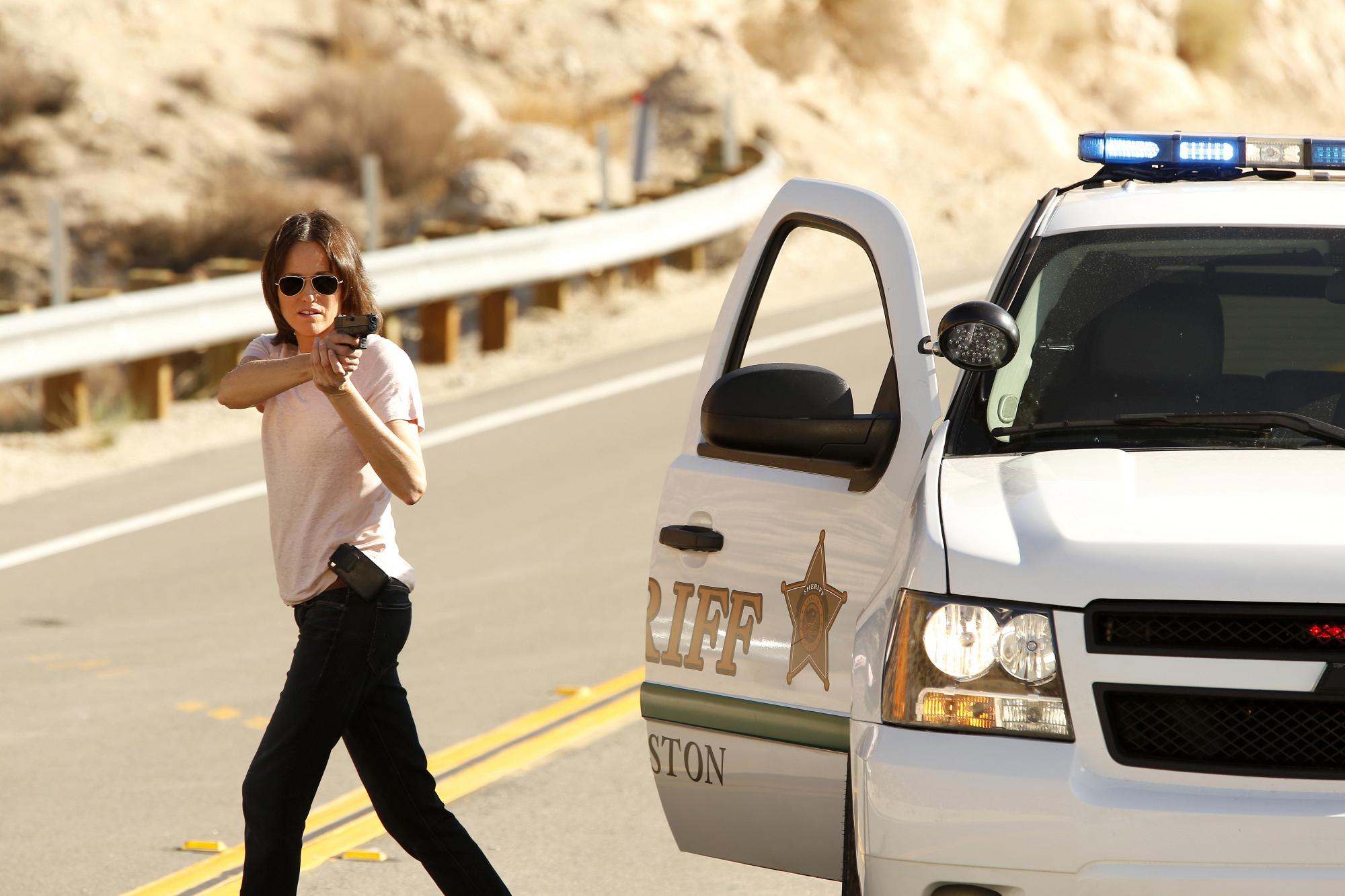 10. Sara Sidle - CSI: Crime Scene Investigation