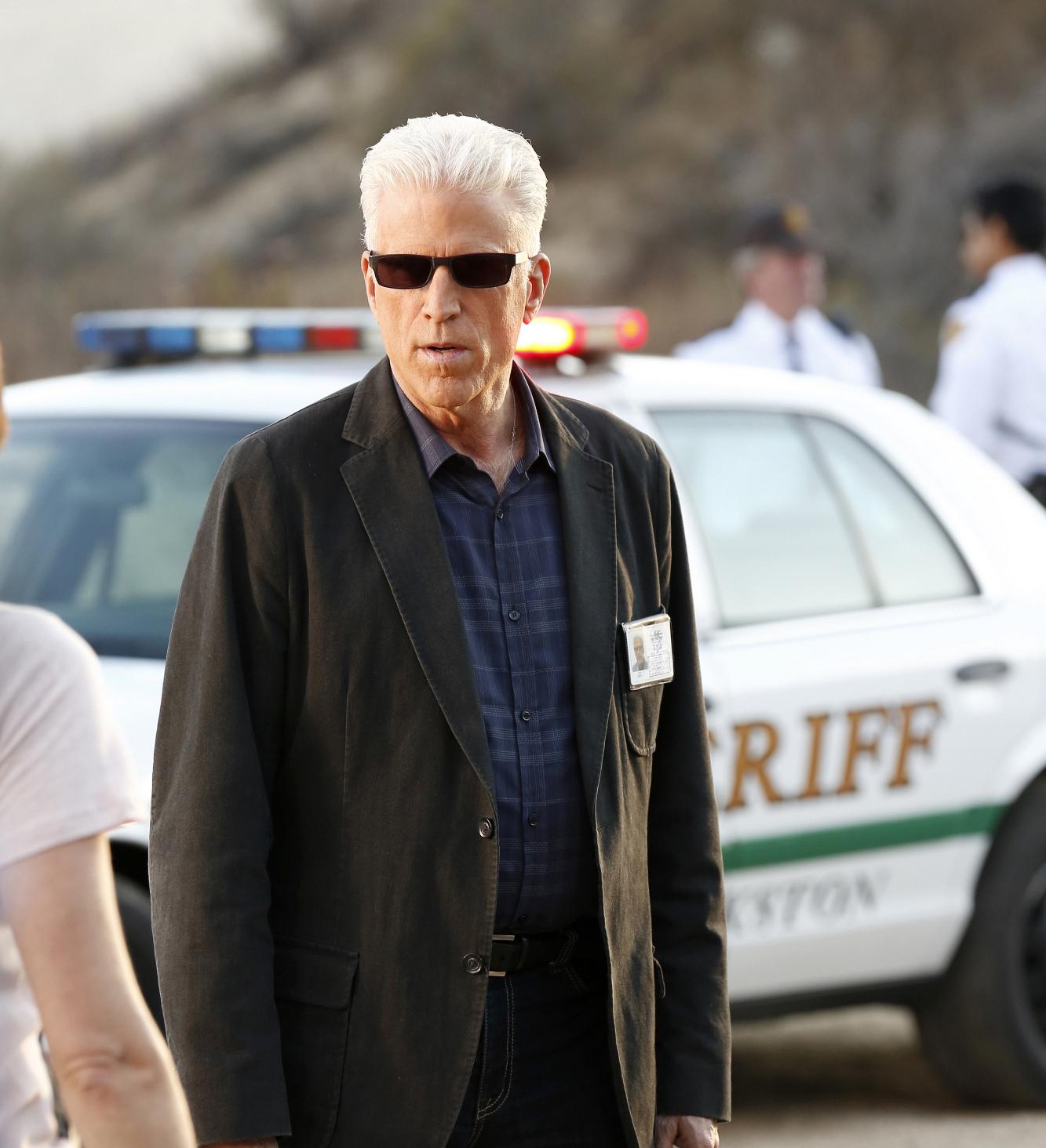 5. D.B. Russell - CSI: Crime Scene Investigation