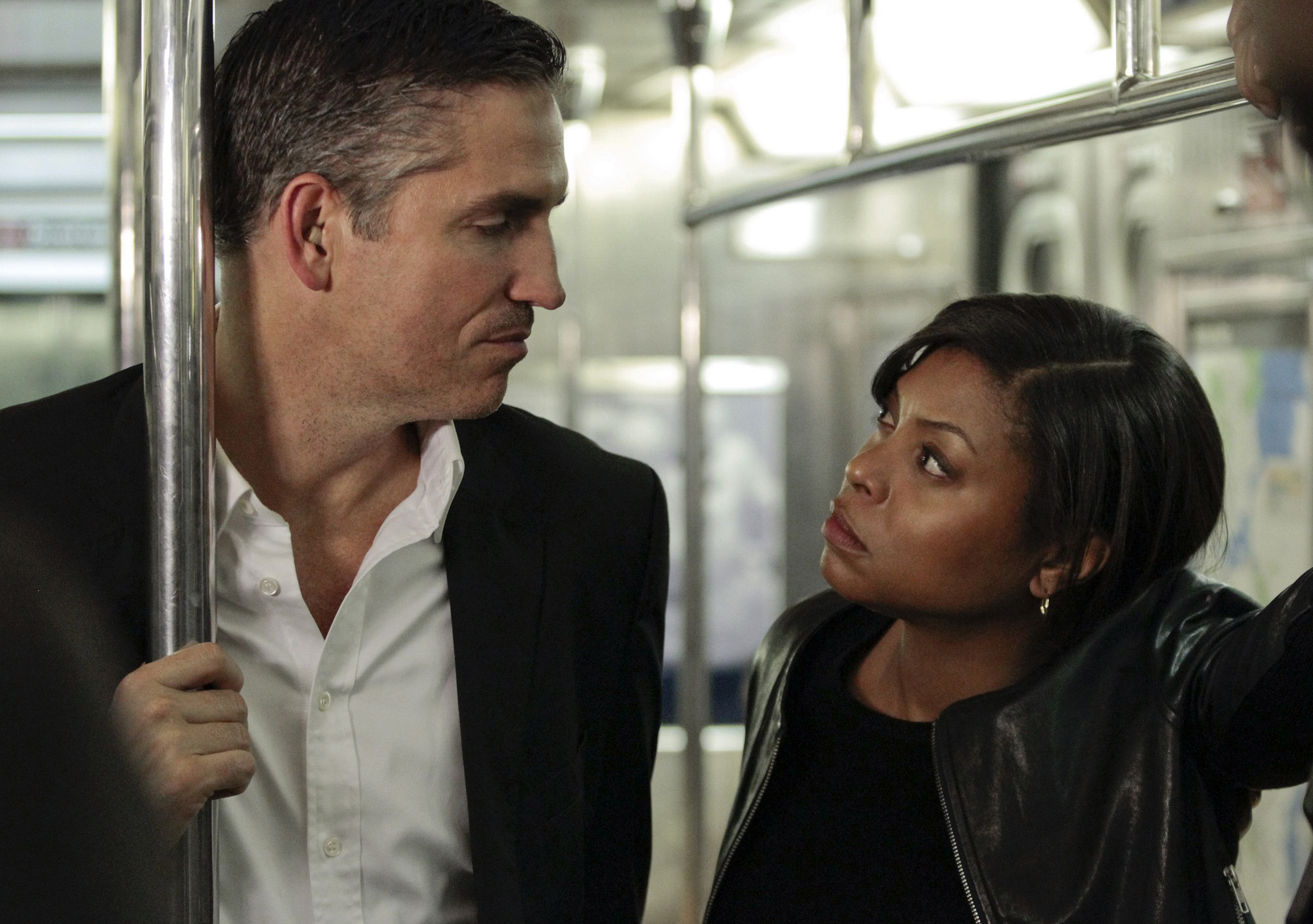 5. Reese and Carter - Person Of Interest