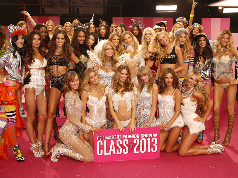 Victoria's Secret Class of 2013