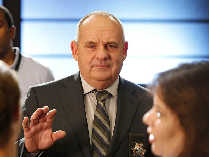 7. Jim Brass - CSI: Crime Scene Investigation