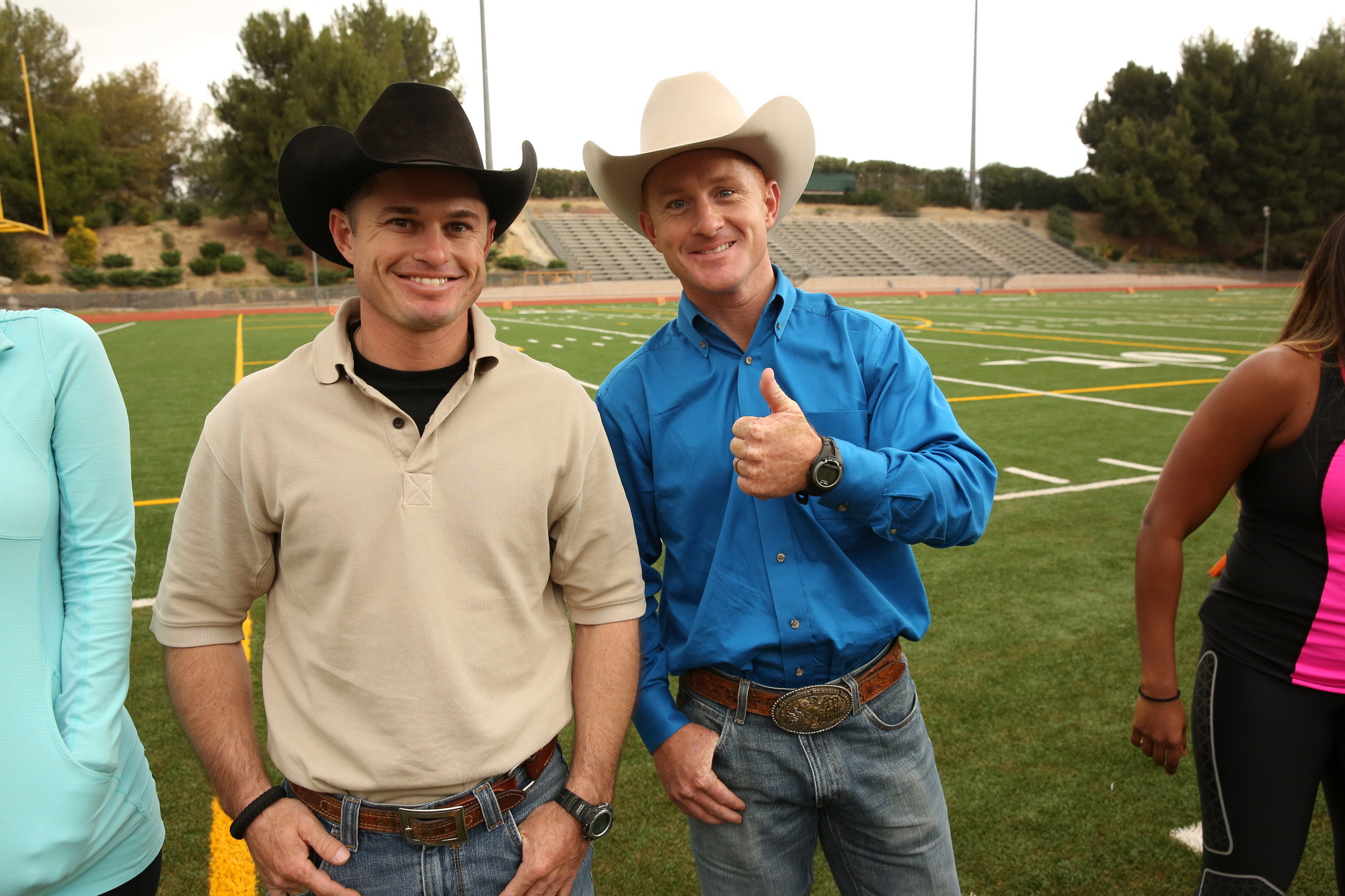 Cowboy Brothers on the Season 24 Premiere