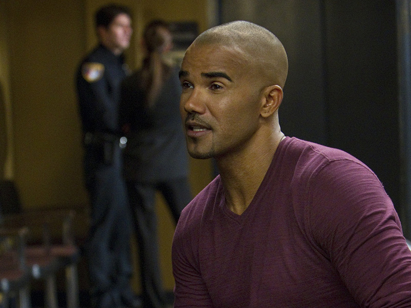 9. Derek Morgan - Criminal Minds