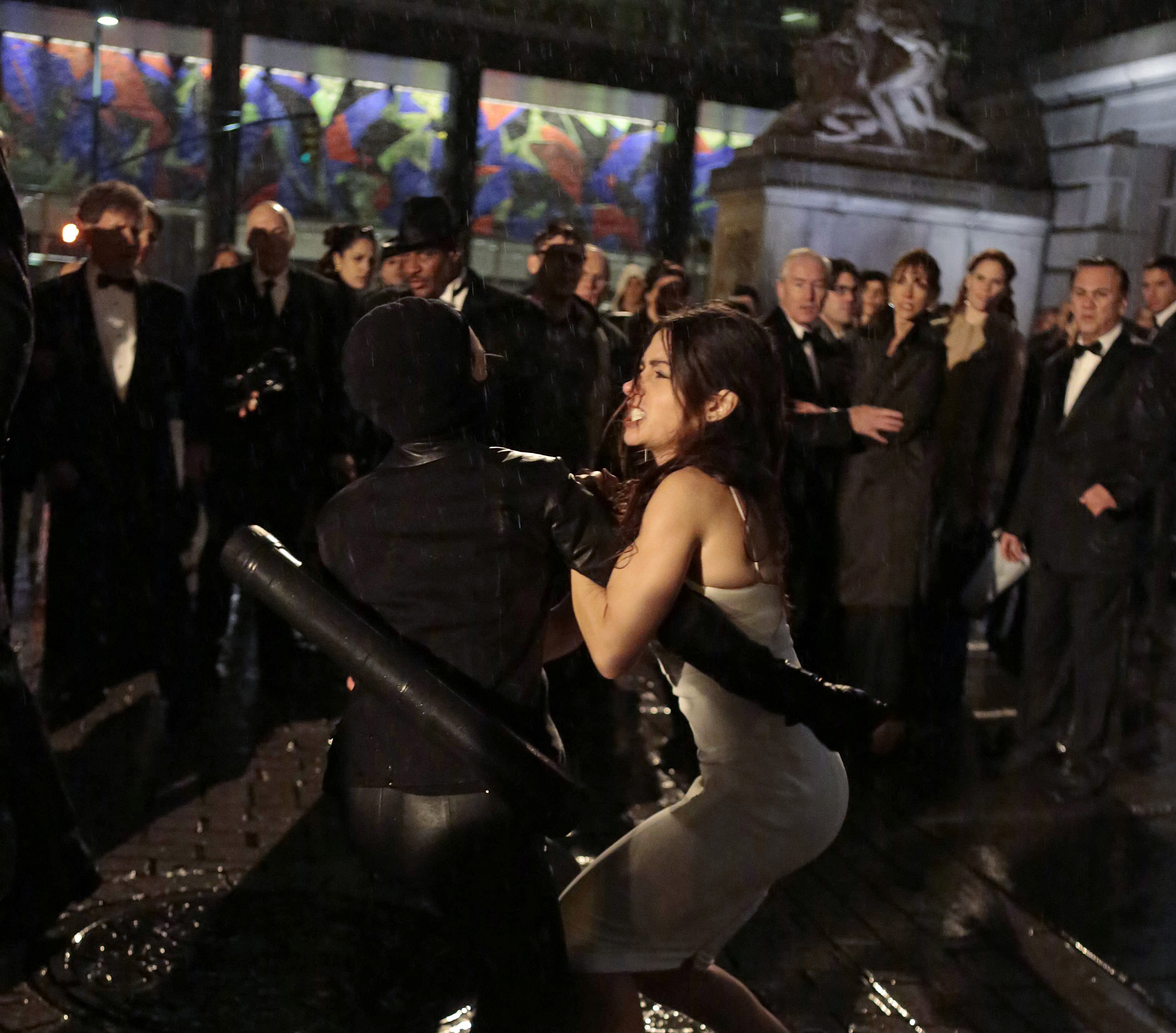 6. Sameen Shaw - Person Of Interest
