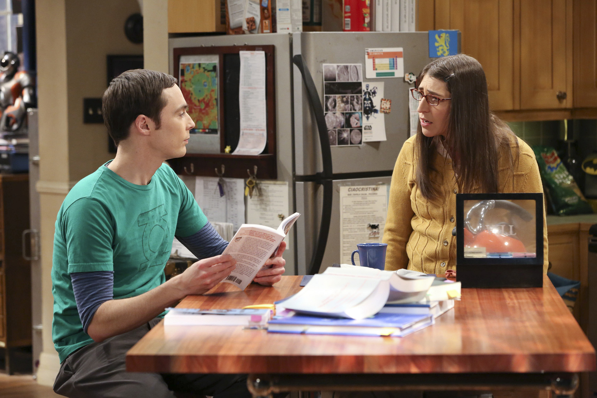 "Shamy in ""The Hesitation Ramification"" Episode 12 of Season 7"