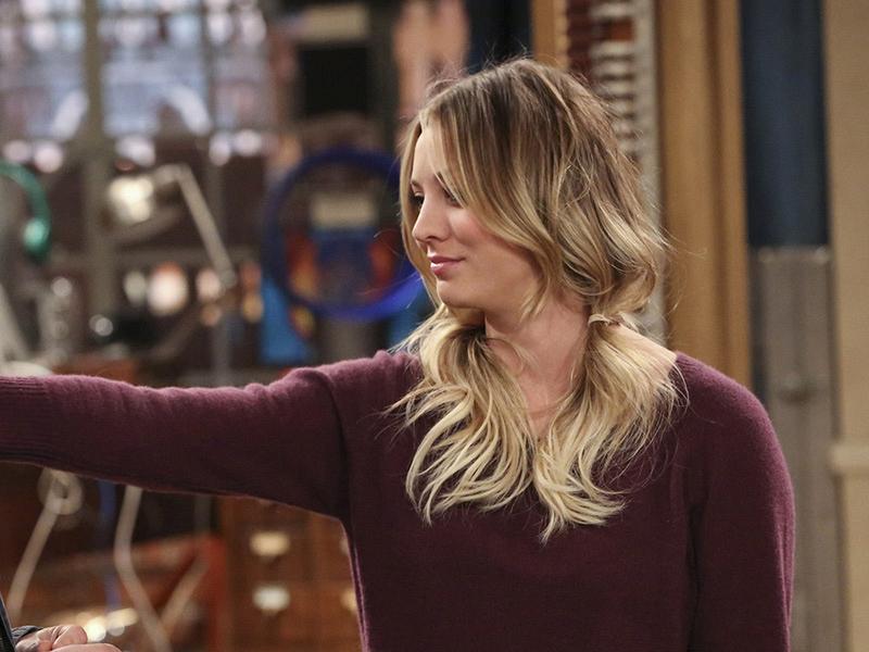 8. Penny - The Big Bang Theory