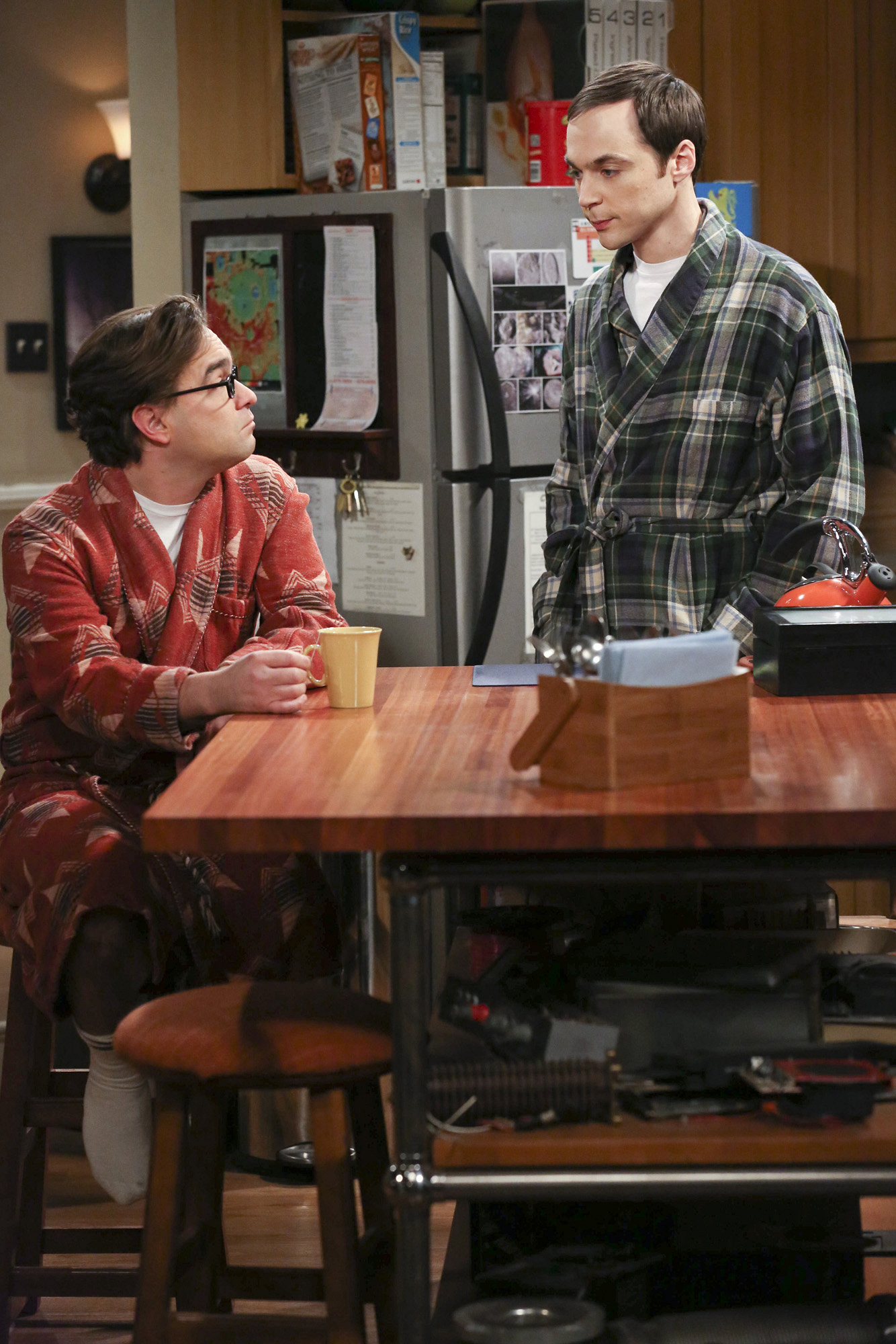 "Sheldon gets sensitive in ""The Hesitation Ramification"" Episode 12 of Season 7"