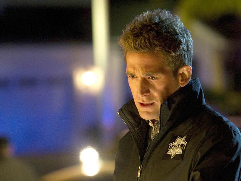 Eric Szmanda - Milwaukee, Wisconsin - CSI: Crime Scene Investigation