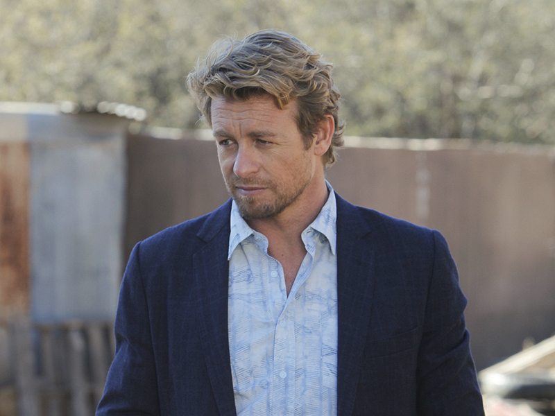 10. Patrick Jane - The Mentalist