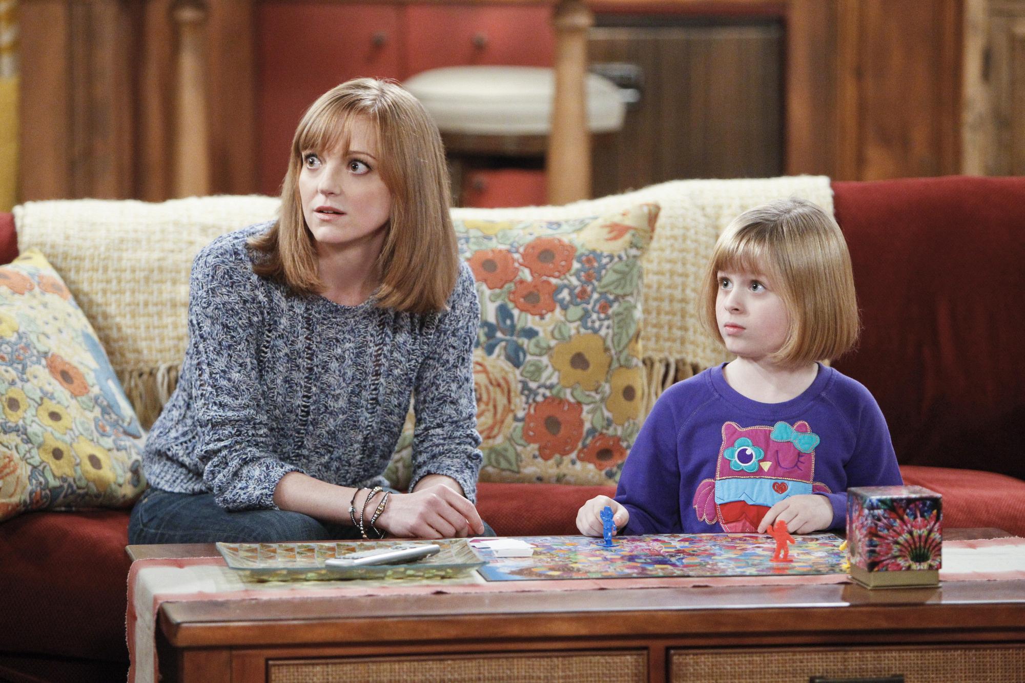 "Mother & daughter in ""Carol's Surprise"" Episode 14 of Season 1"