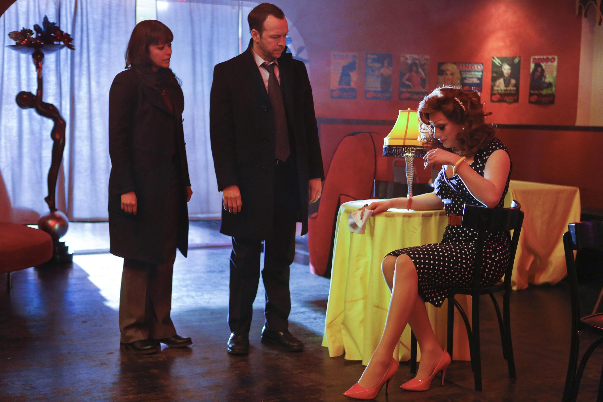"""Season 4 Episode 14 - Blue Bloods - """"Manhattan Queens"""""""