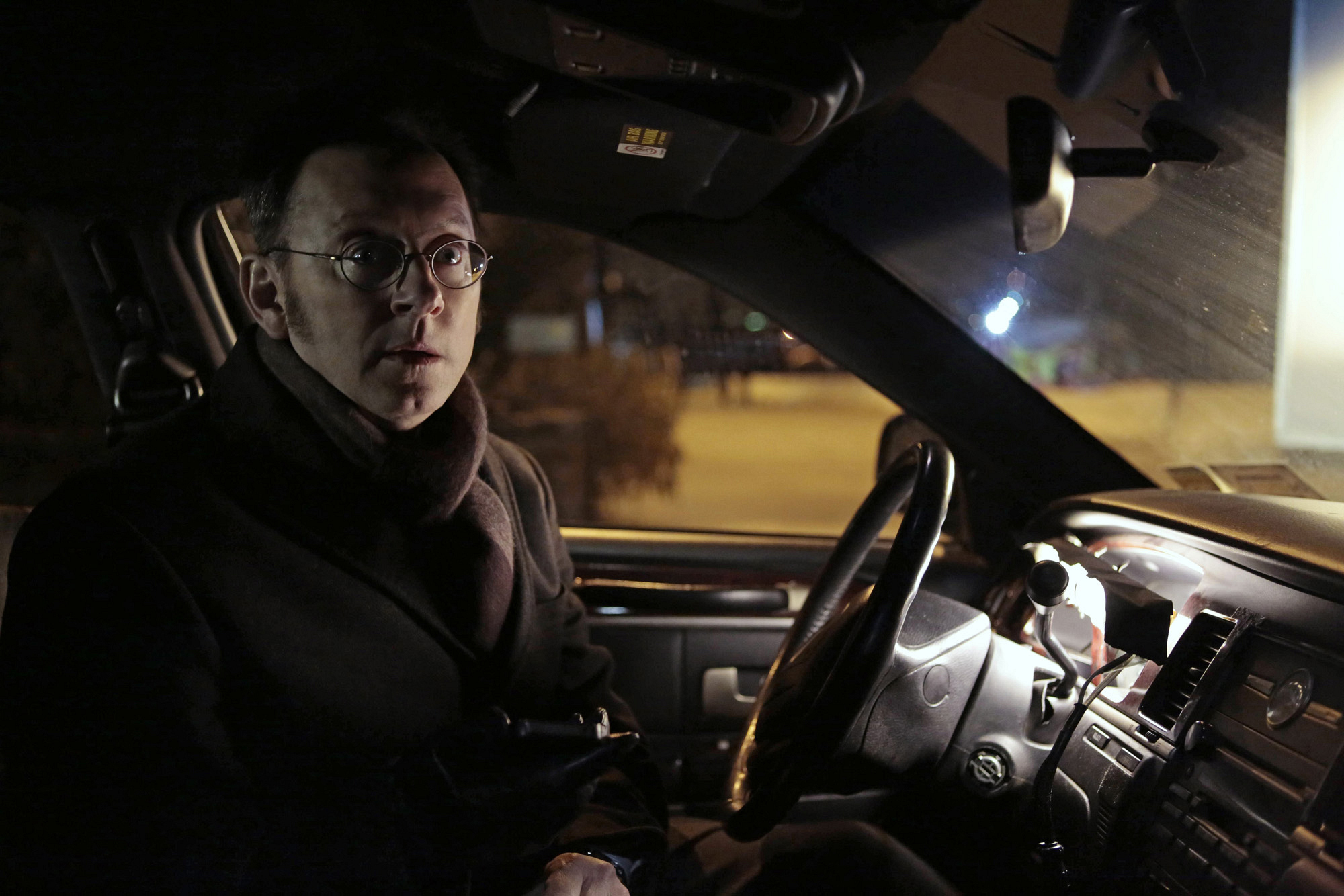Finch Behind the Wheel S3 E16