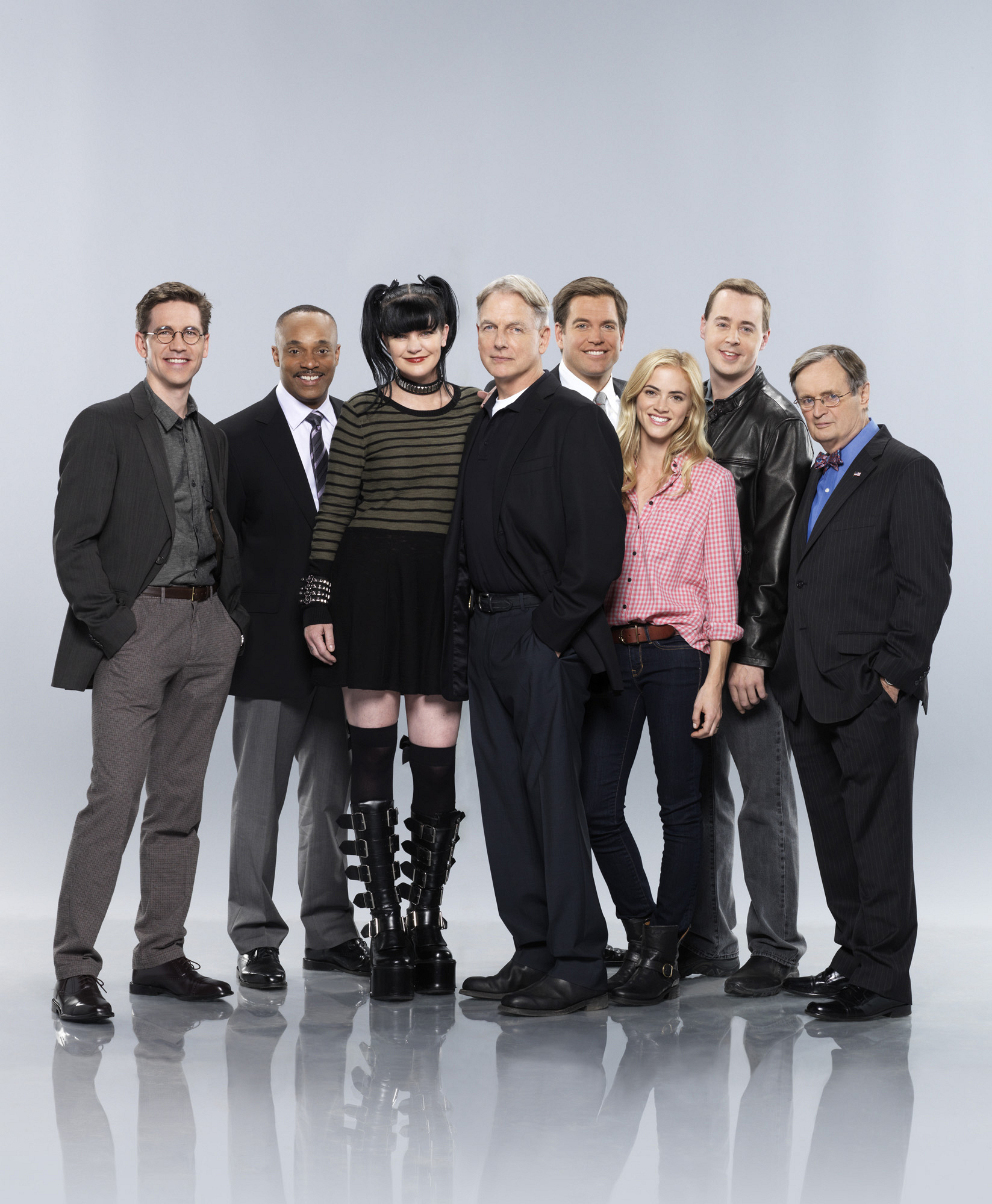 NCIS Season 11 Cast Photo