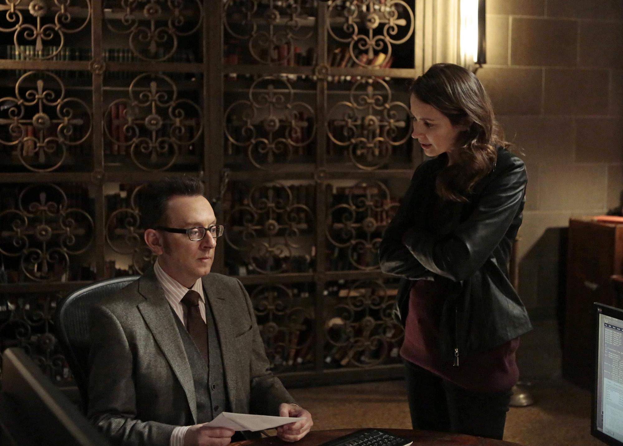 Season 3 Episode 17 - Person of Interest - CBS.com