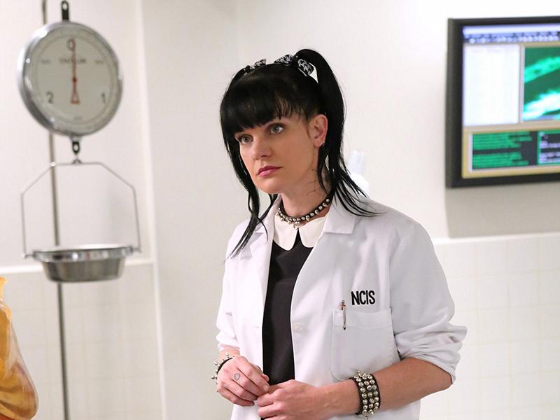 9. Abby Sciuto - NCIS