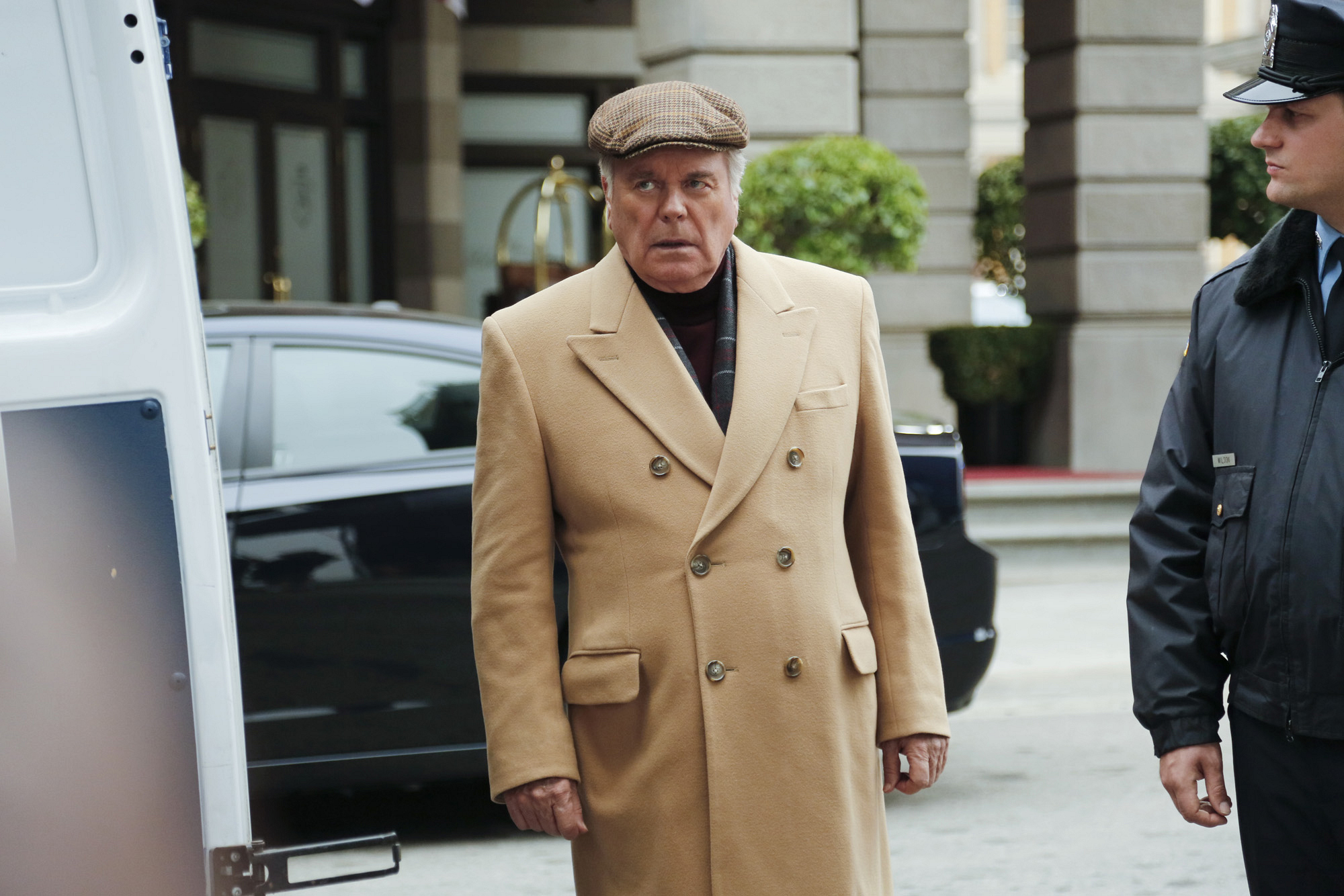 "DiNozzo's Father Stunned in ""Dressed to Kill"" S11 E16"