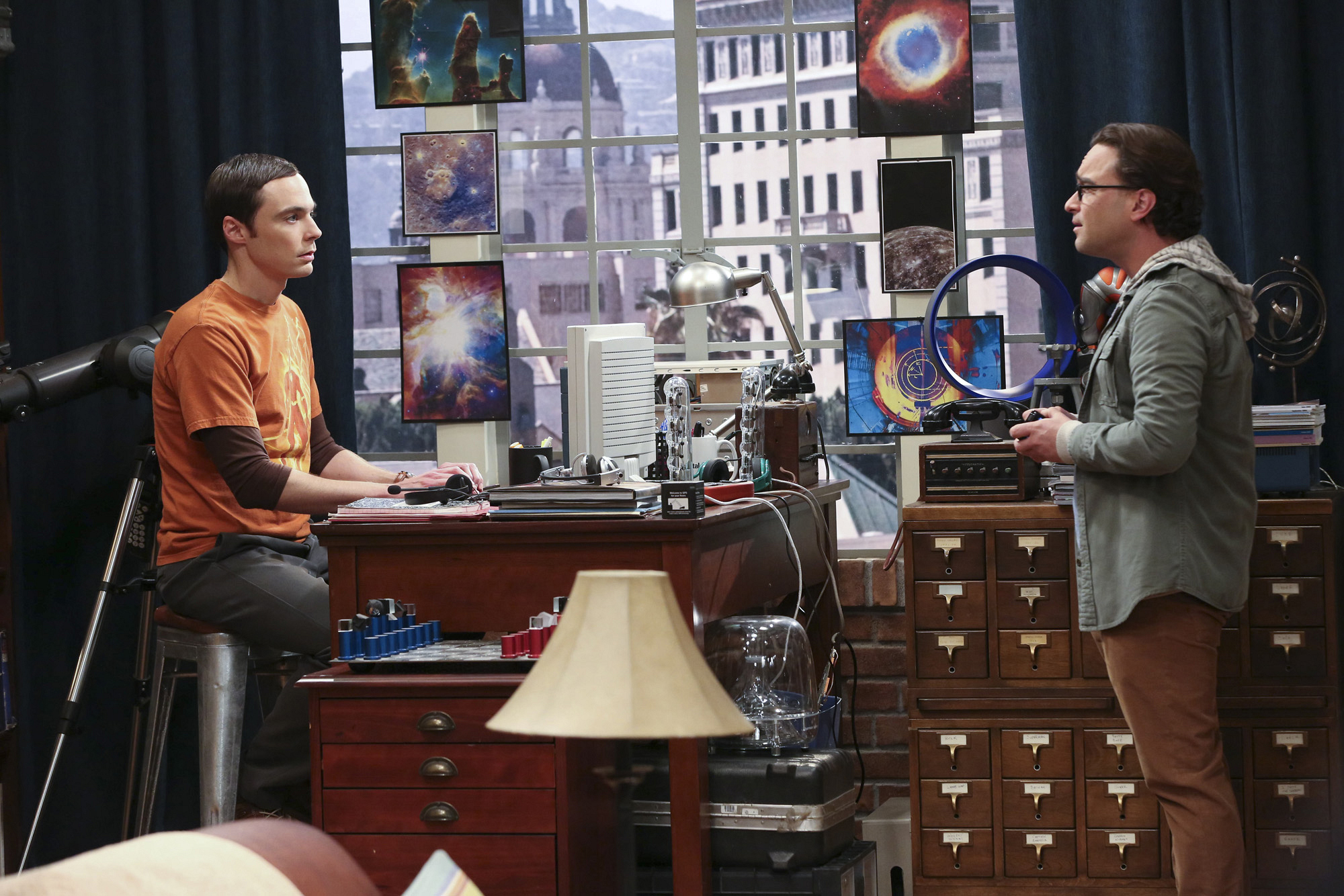 Season 7 Episode 16 Photos- The Big Bang Theory