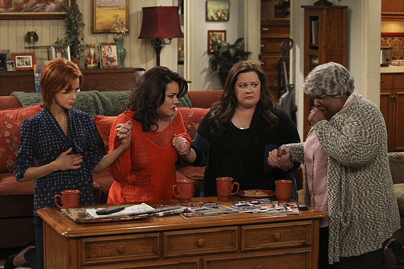 "Girl Talk in ""McMillian and Mom"" S4 E18"