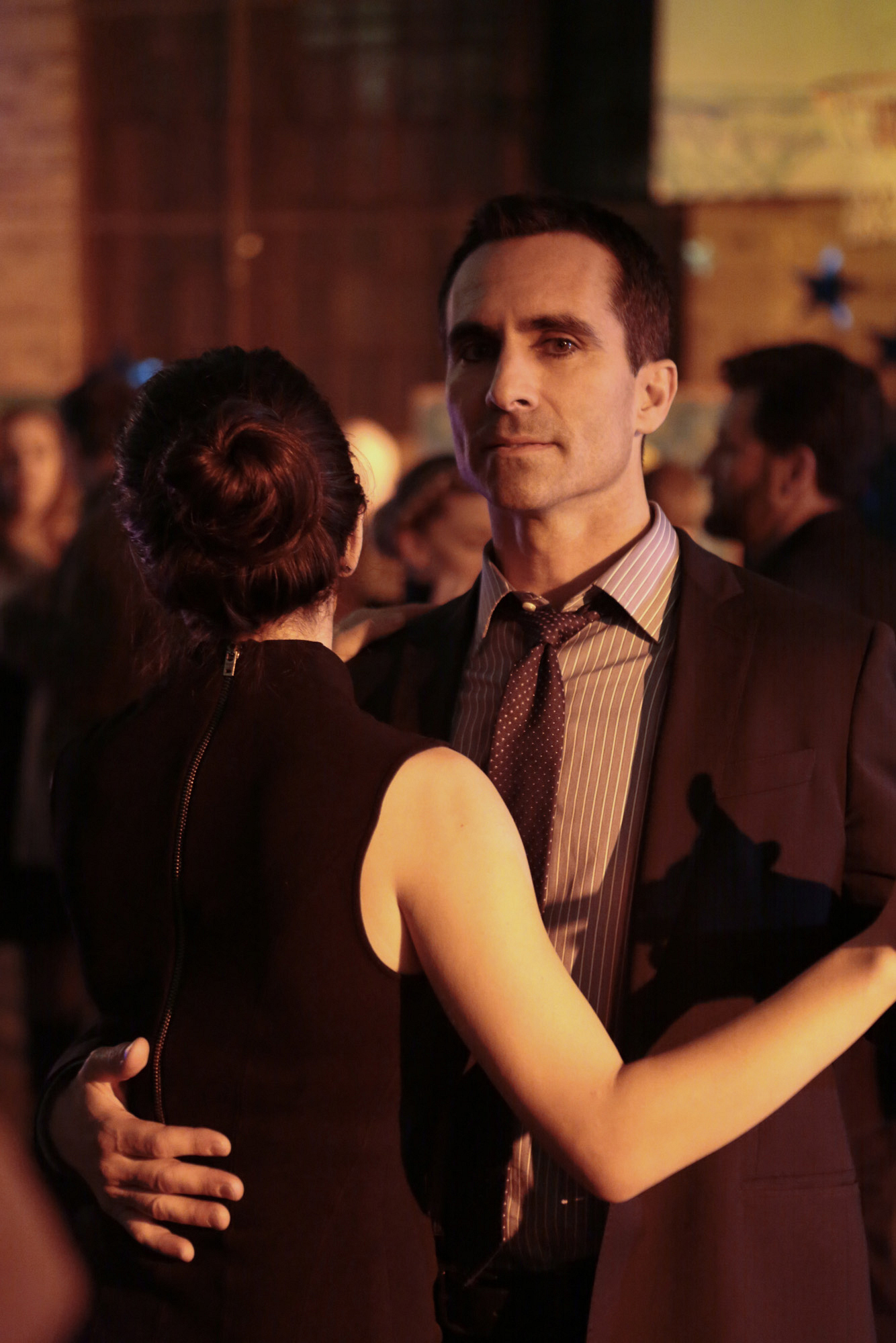 """Nestor Carbonell guest stars as Matthew Reed in """"Most Likely To..."""" S3E19"""