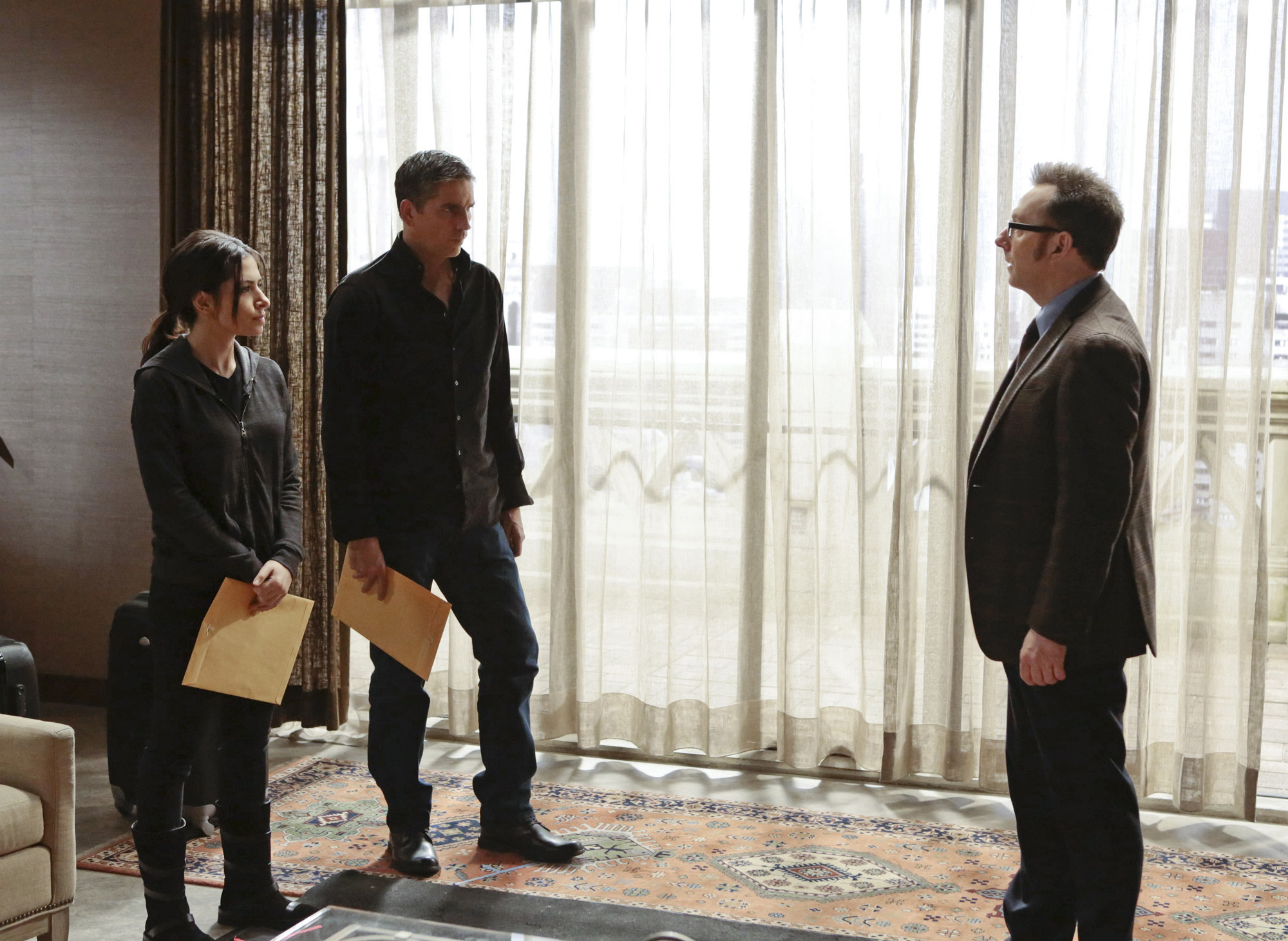 """Finch goes to Washington, D.C. in 'Most Likely To..."""" S3E19"""