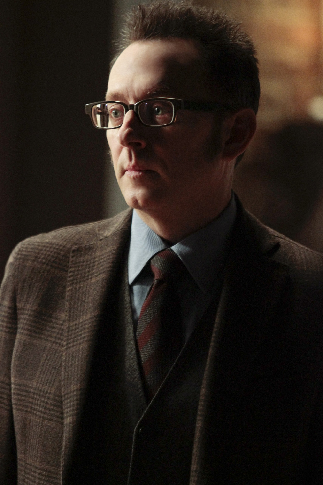 "Finch in ""Most Likely To..."" S3E19"