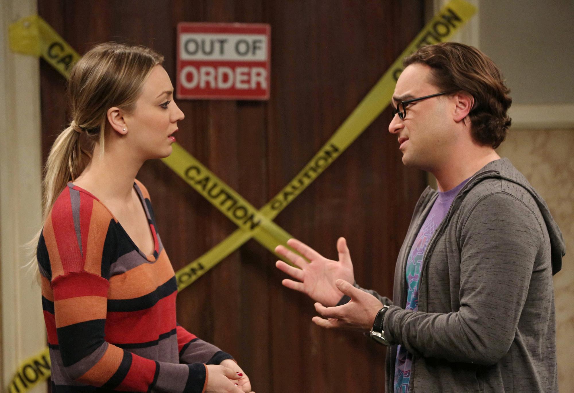 9. Leonard Hofstadter - The Big Bang Theory