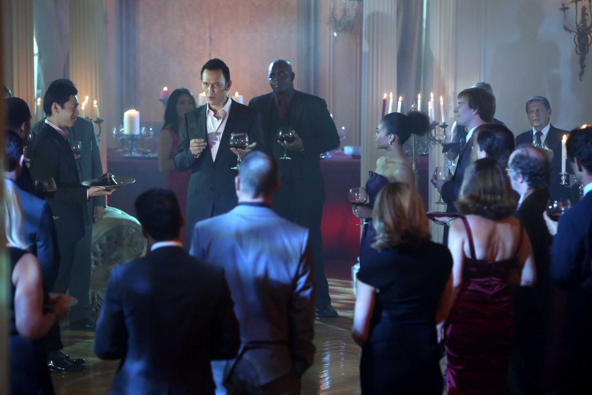 """Exclusive Party in """"Consumed"""" S14 E20"""