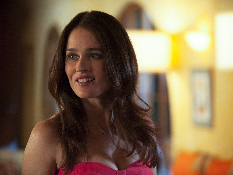 Robin Tunney - Chicago Academy for the Arts - The Mentalist