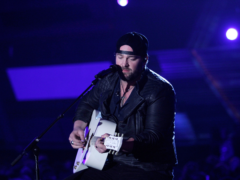 Lee Brice Performs - 49th ACM Awards