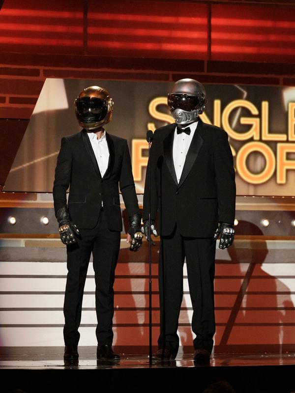 Was Daft Punk Presenting? - 49th ACM Awards