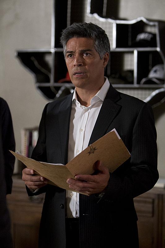 """Criminal Minds Season Finale Photos - """"Demons"""""""