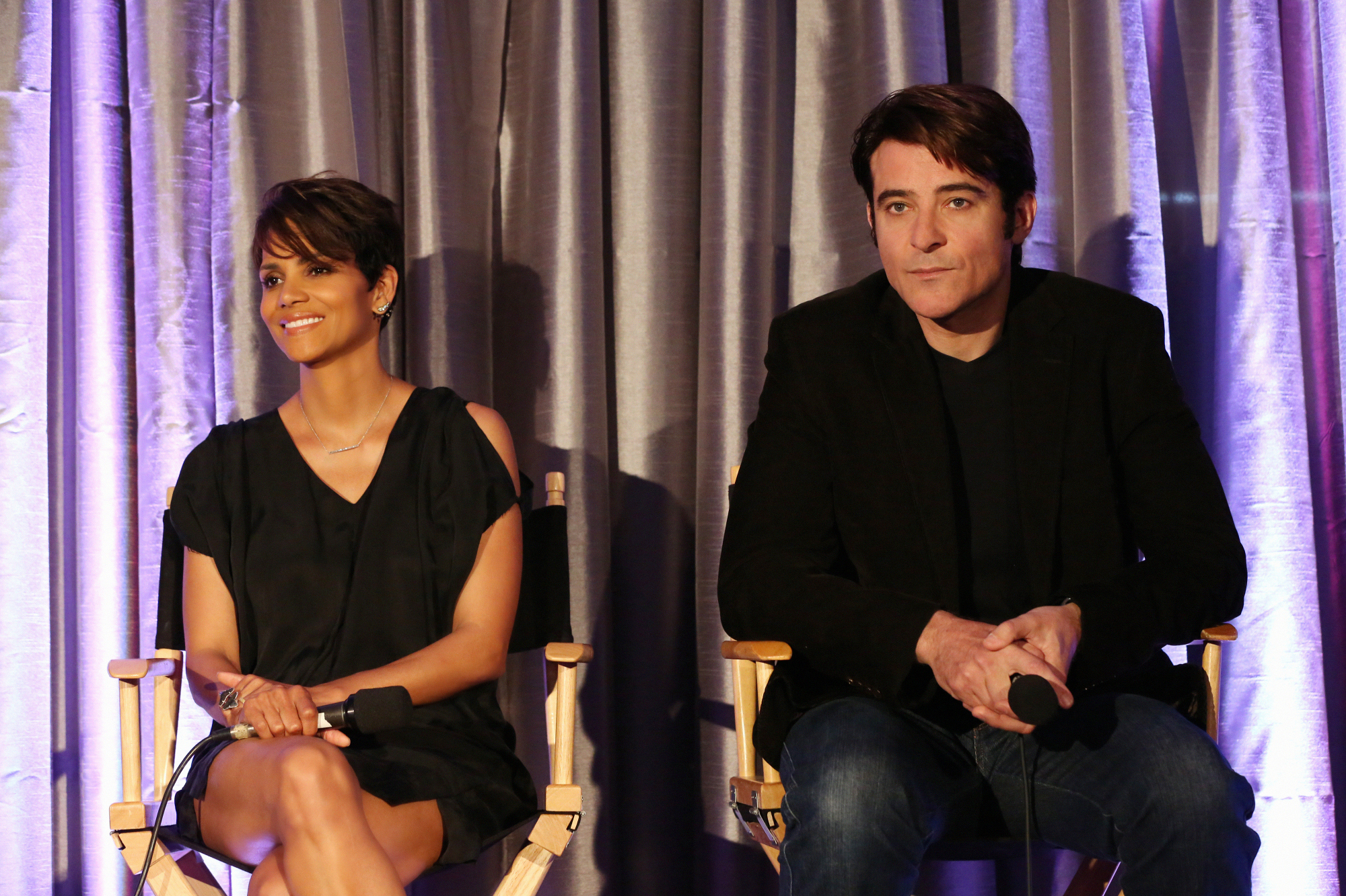 Halle Berry and Goran Visnjic - Extant Panel