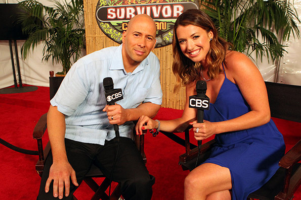 Tony Vlachos and Parvati Shallow
