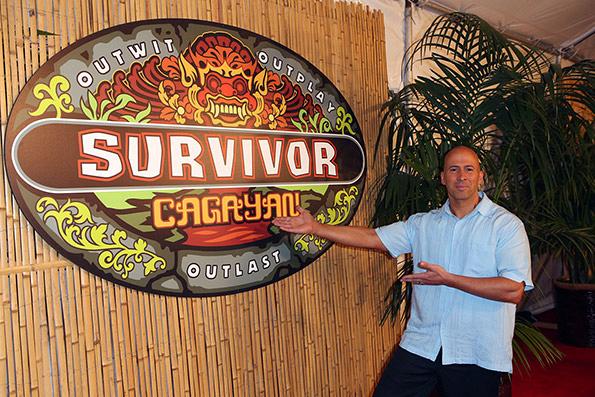 Survivor Winner Tony Vlachos