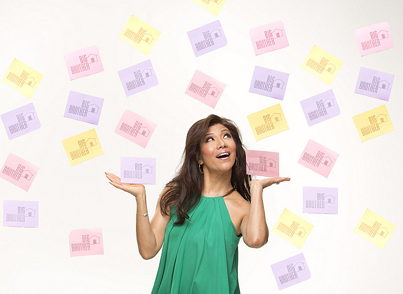 Julie Chen - Queens, New York - Big Brother, The Talk