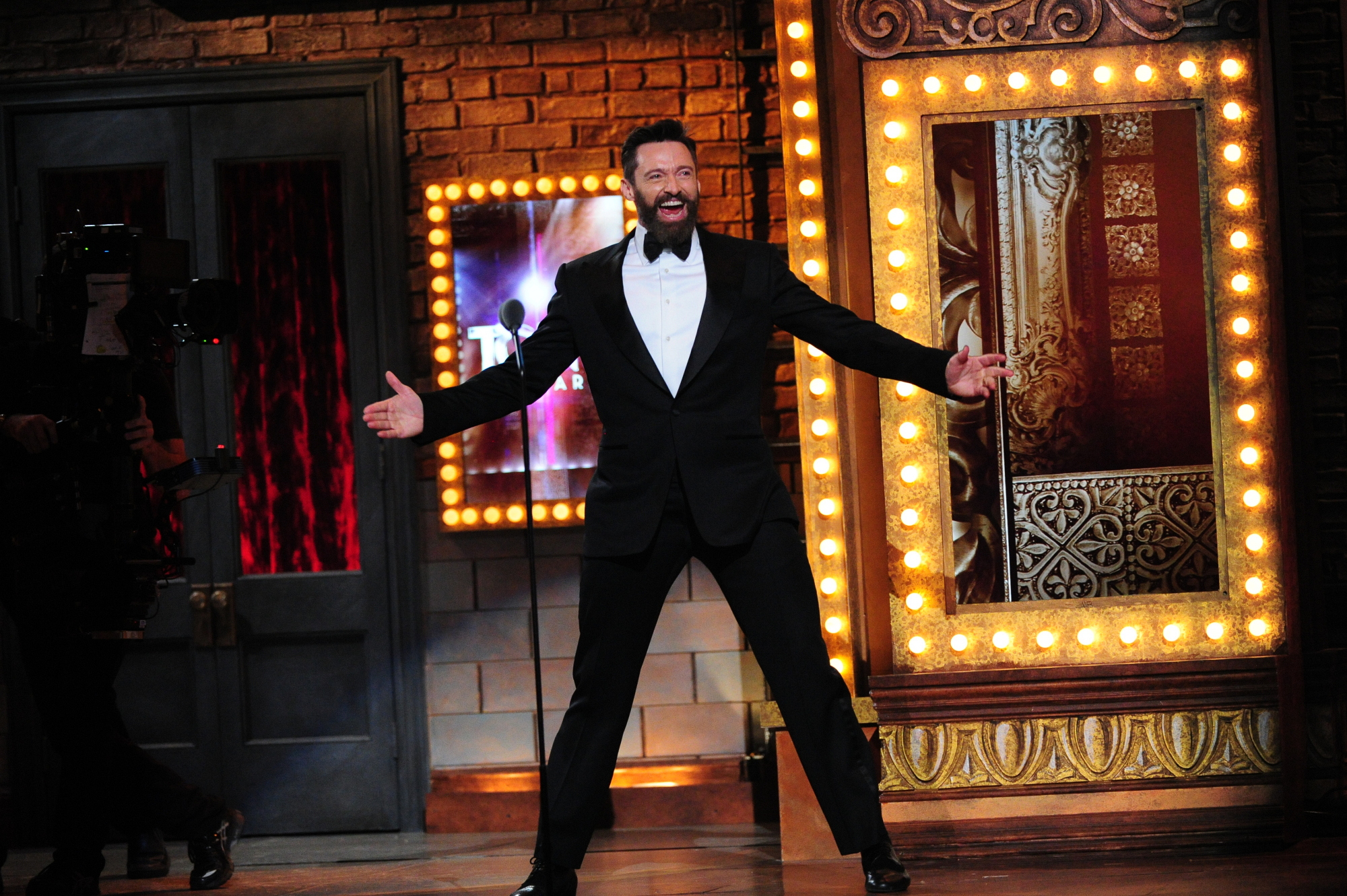 1. Hugh Jackman Opening - Tony's Unforgettable Moments