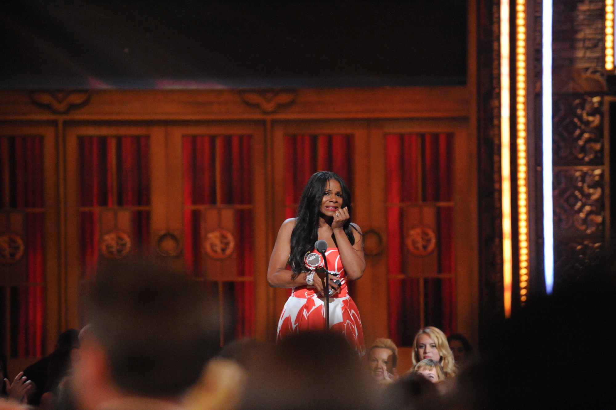 4. Audra McDonald Wins #6 - Tony's Unforgettable Moments